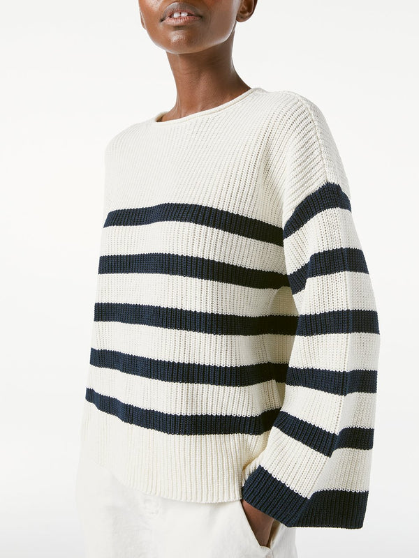 FRAME Mariner Swingy Sweater