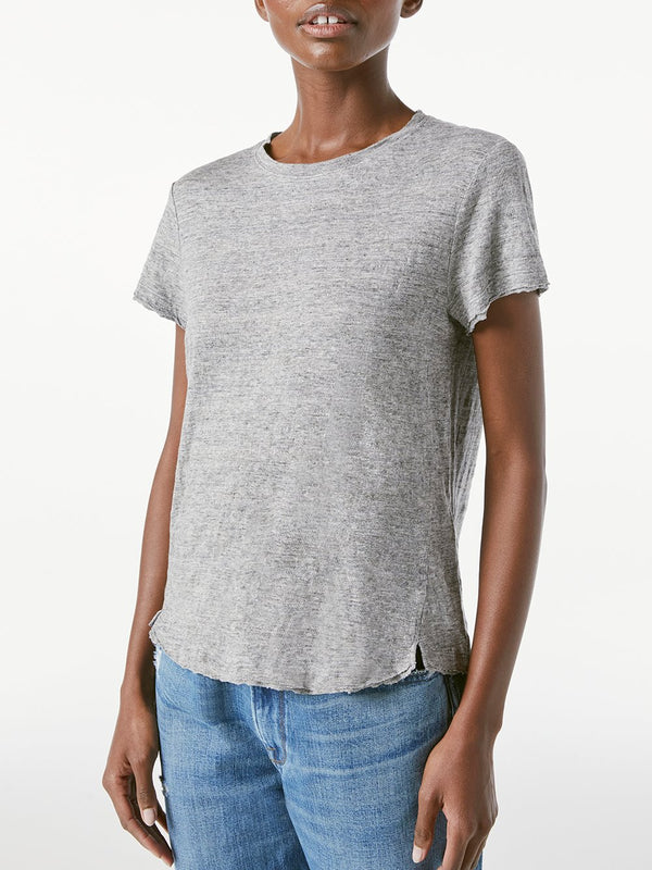 Easy True Tee - Gris Heather