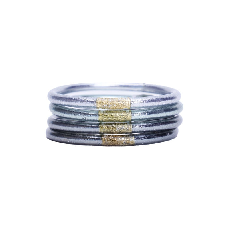 BUDDHAGIRL ALL WEATHER BANGLES- Moon