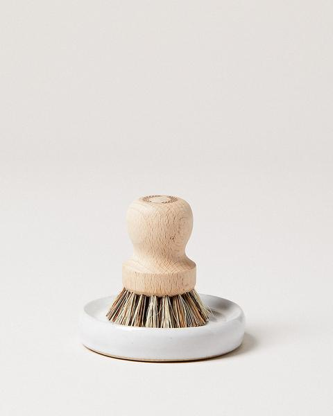 FARMHOUSE POTTERY Laurel Pot Brush