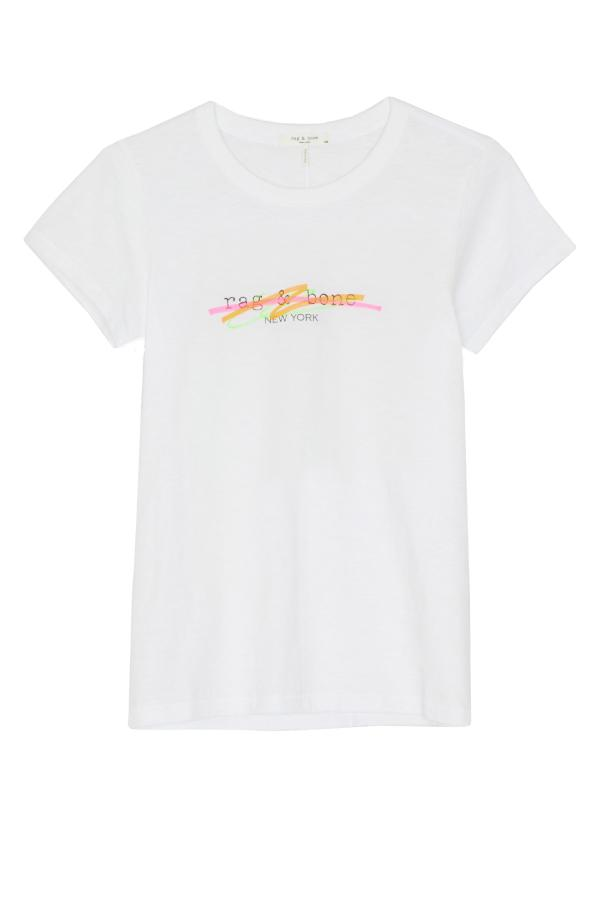 RAG & BONE Highlighter Tee