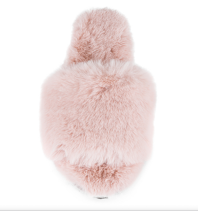 Jasmine Faux Fur Slipper