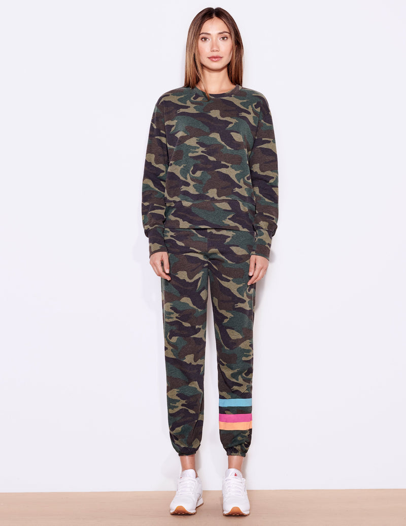 Dark Camo Sweatshirt