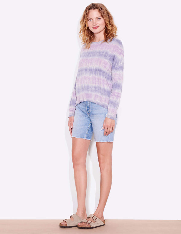 SUNDRY Sherbet Crew Neck Sweater