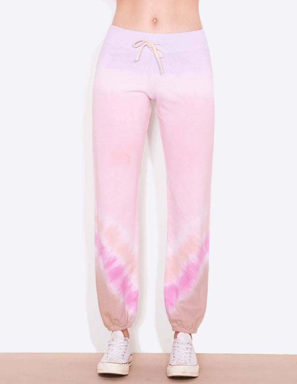 Tie Dye Basic Sweatpants