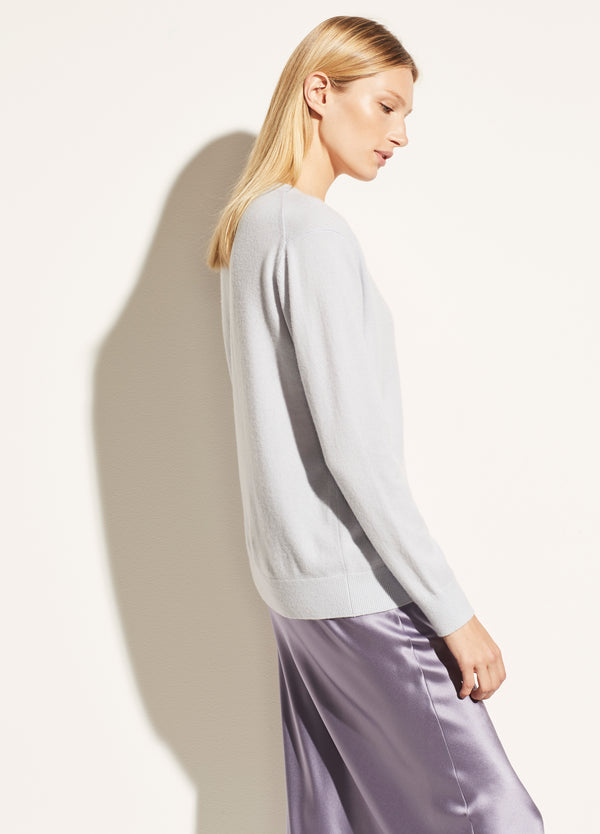 Cashmere Weekend V-Neck Sweater
