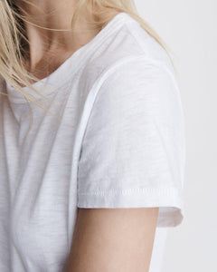 RAG & BONE The Slub Short Sleeve Tee
