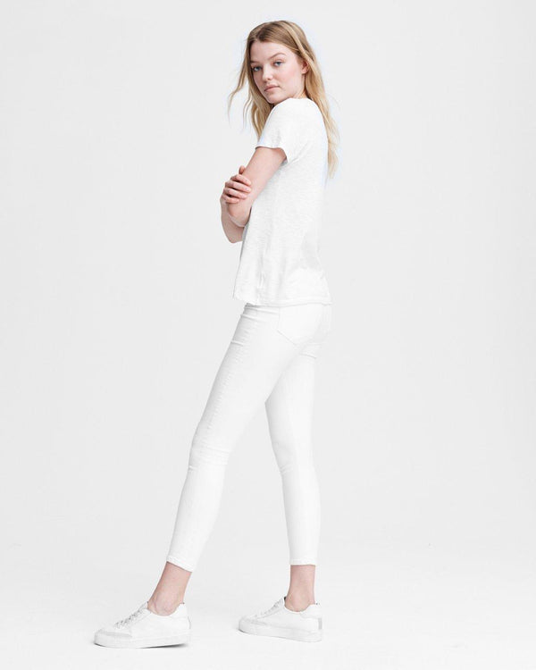 RAG & BONE The Vee - white