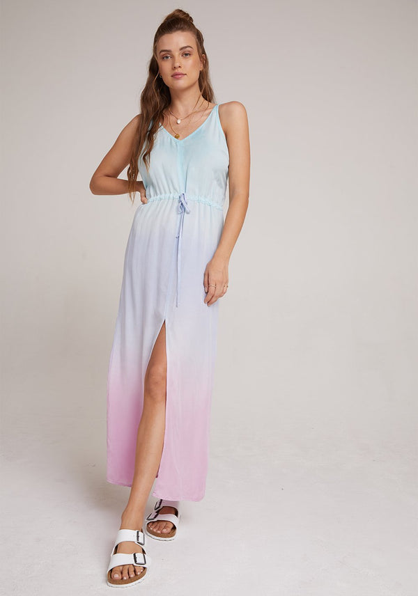 BELLA DAHL Tie Waist Maxi Dress