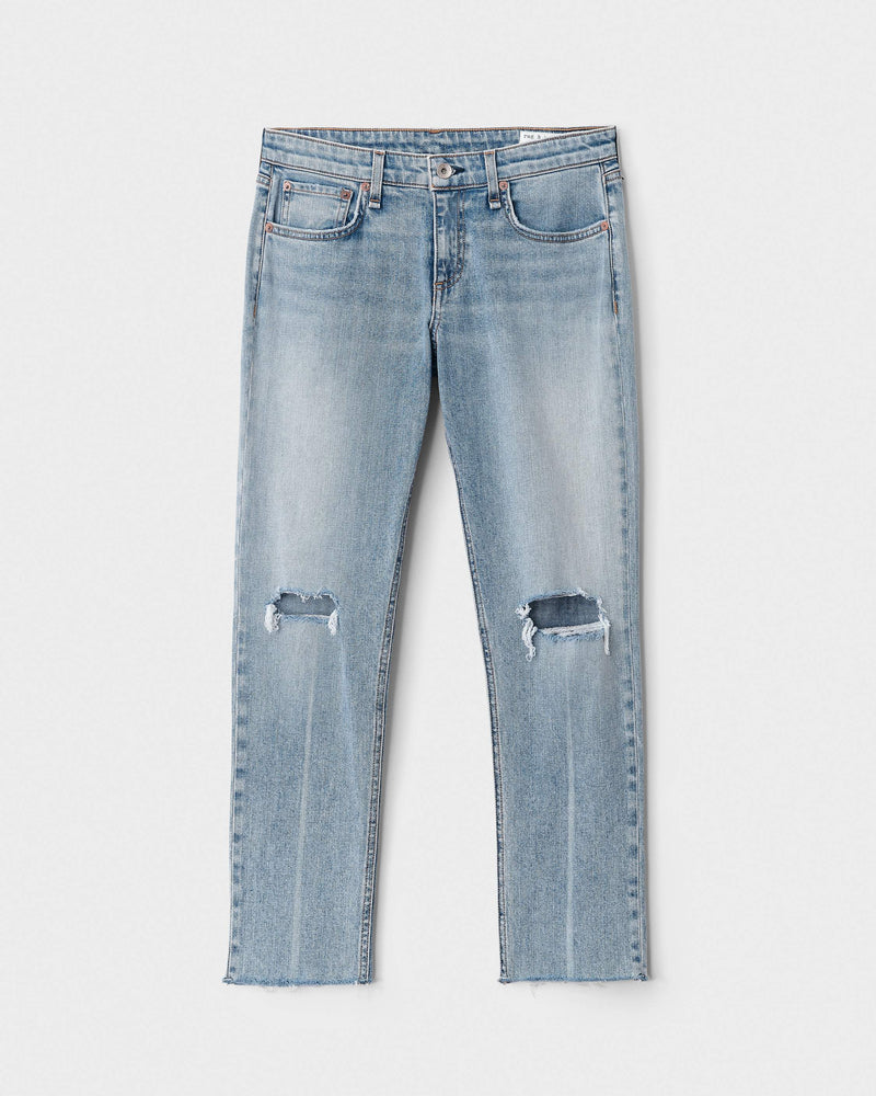 RAG & BONE Dre Low Rise Slim Boyfriend
