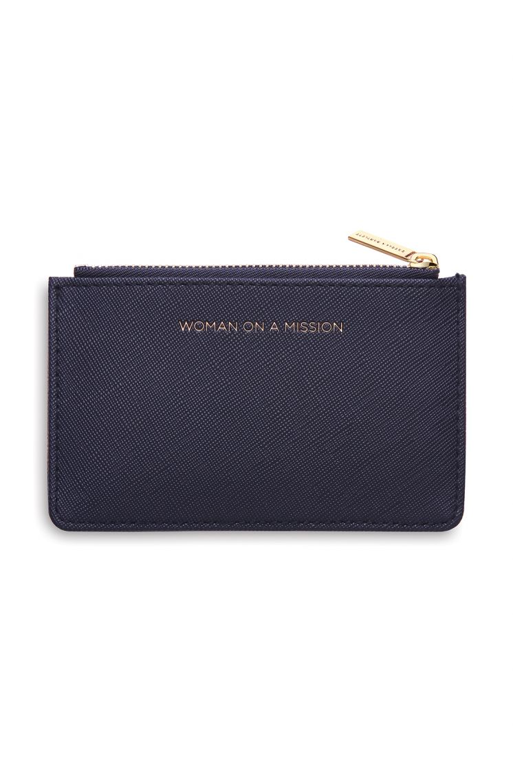 Credit Card Holder - Navy