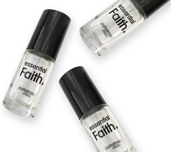 essential faith oil perfume