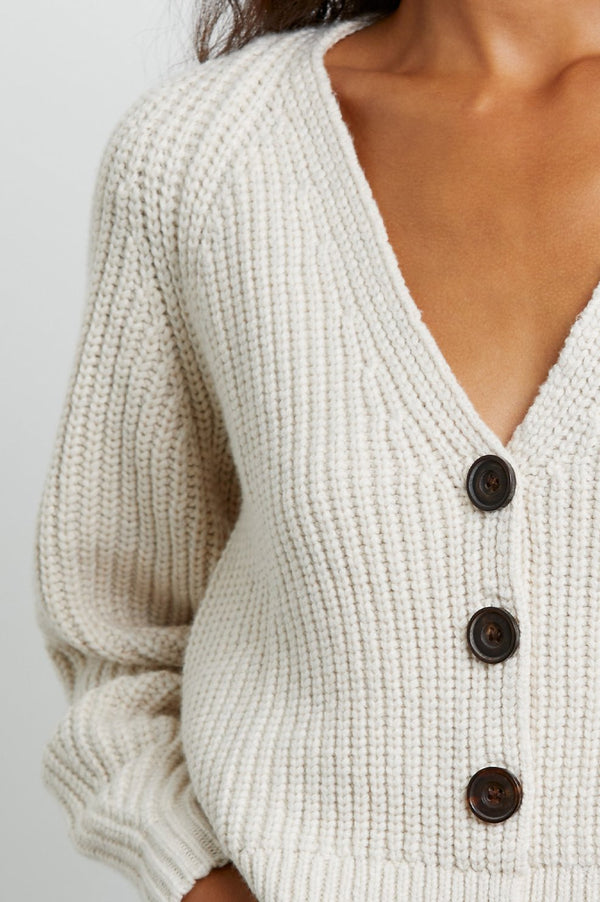 Josie Chunky Knit CArdigan Sweater