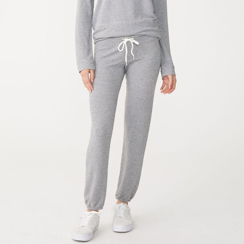 MONROW Supersoft Granite sweatpants