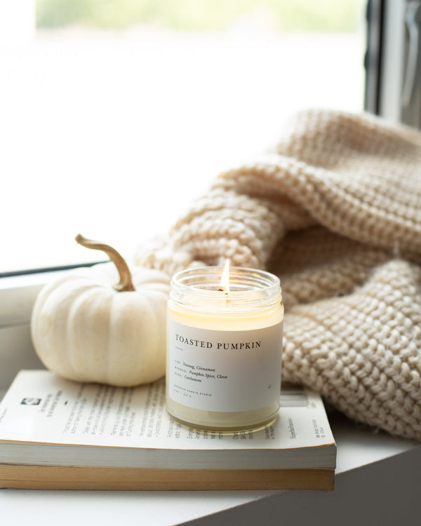 Toasted Pumpkin Candle