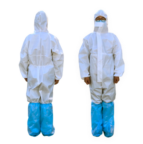 Biological Safety Suits and Coveralls