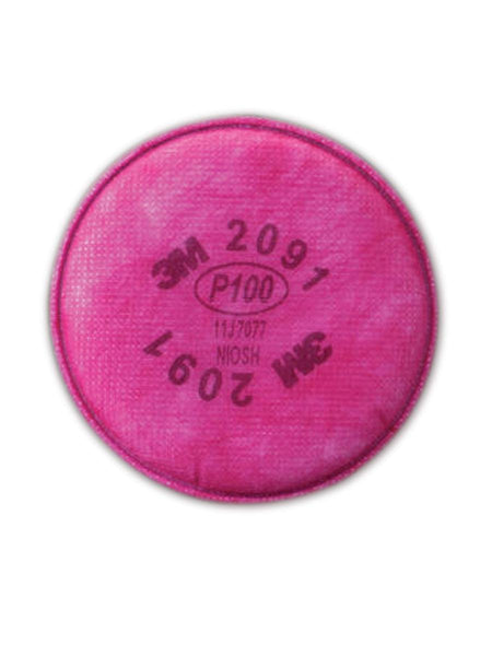 3M 2091 Particulate Filter P100 (Packs of 2)