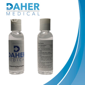 Daher Medical 2oz (60ml) Hand Sanitizer