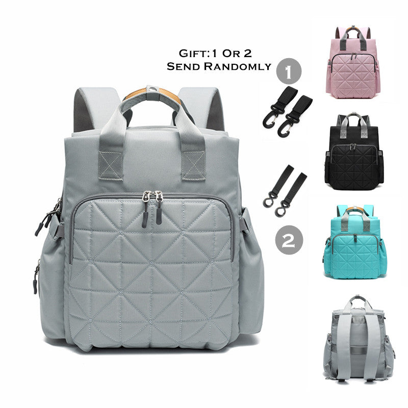 Multi-function Mom's Maternity Nappy Bag Large Capacity Baby Travel Tote Diaper Stroller Bag  Mummy Backpack Designer For Mom