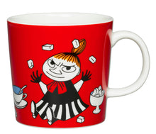 Load image into Gallery viewer, Moomin Mug - Little My Red