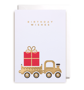Birthday Wishes - Card