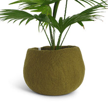 Load image into Gallery viewer, Flower Pot Medium - Olive