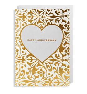 Happy Anniversary - Card