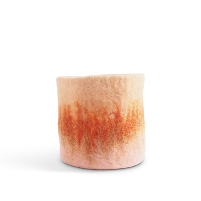 Flower Pot Medium - Terracotta Two-Tone