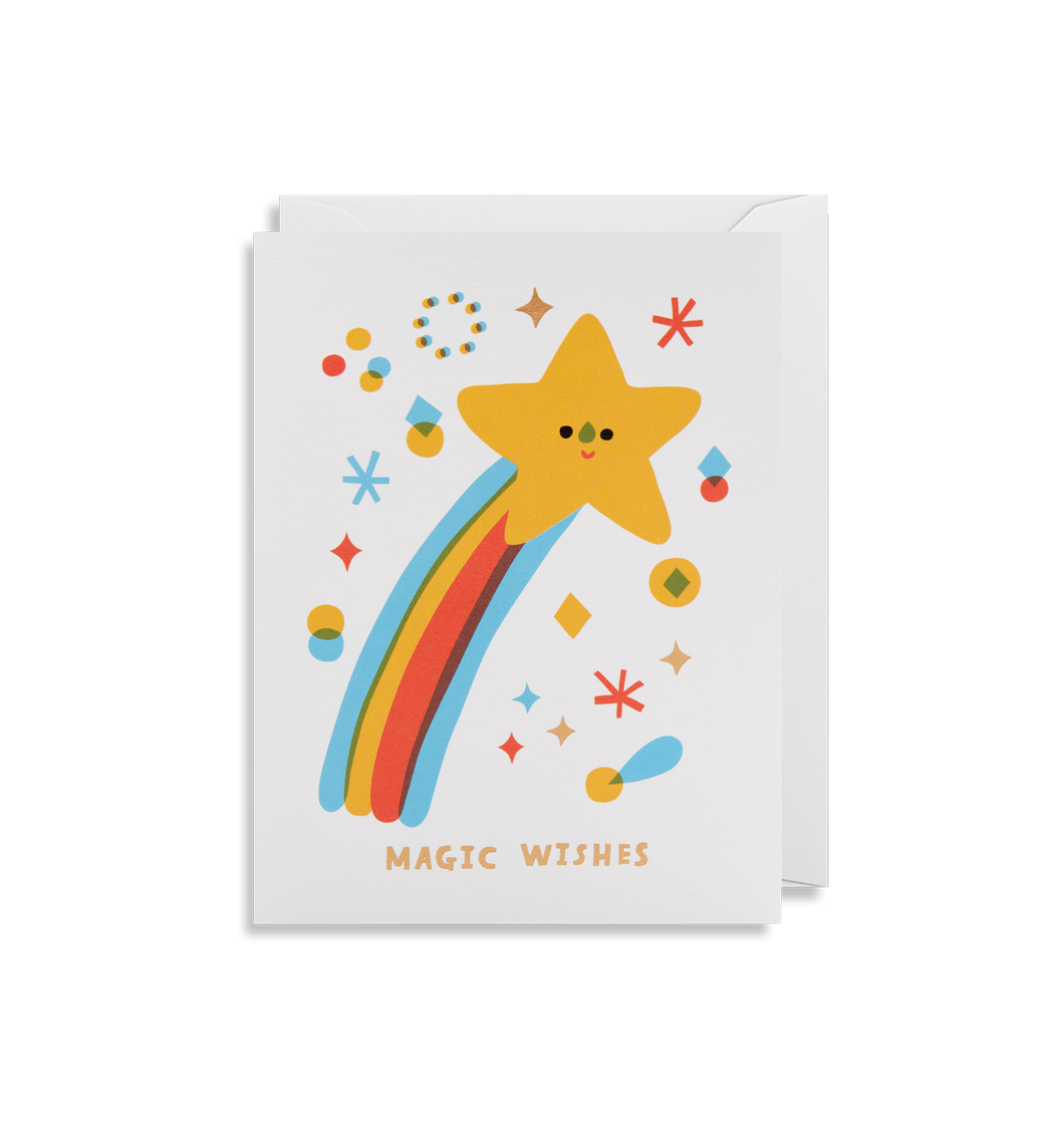 Magic Wishes - Minicard