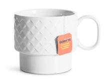 Load image into Gallery viewer, Coffee and More Tea Mug - White