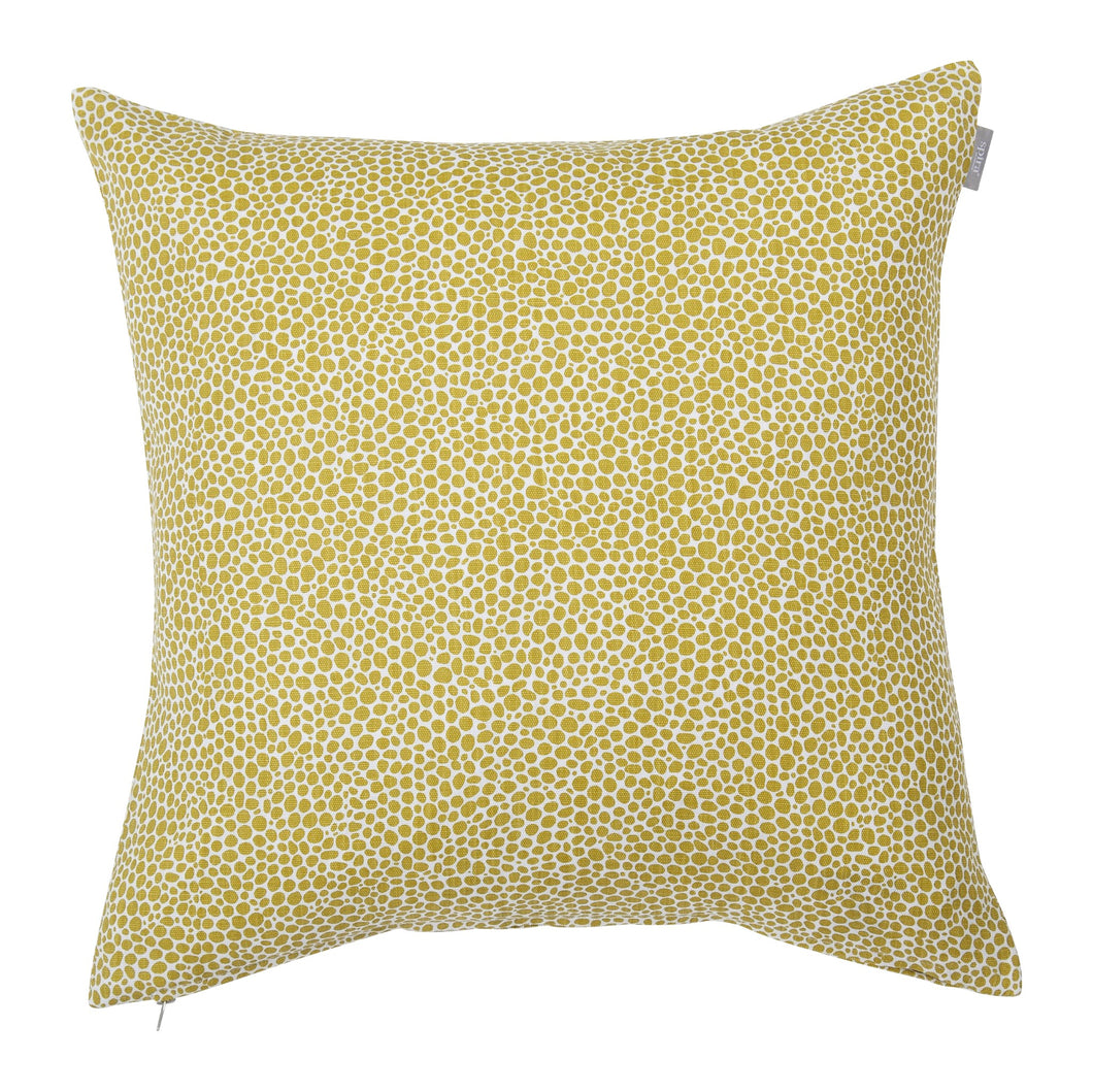 Dotte Cushion Cover - Mustard