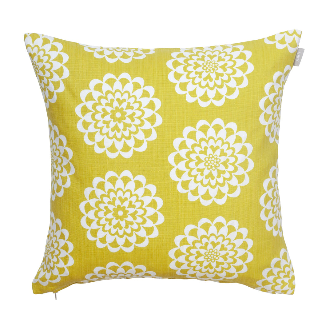 Lycka Cushion Cover - Yellow