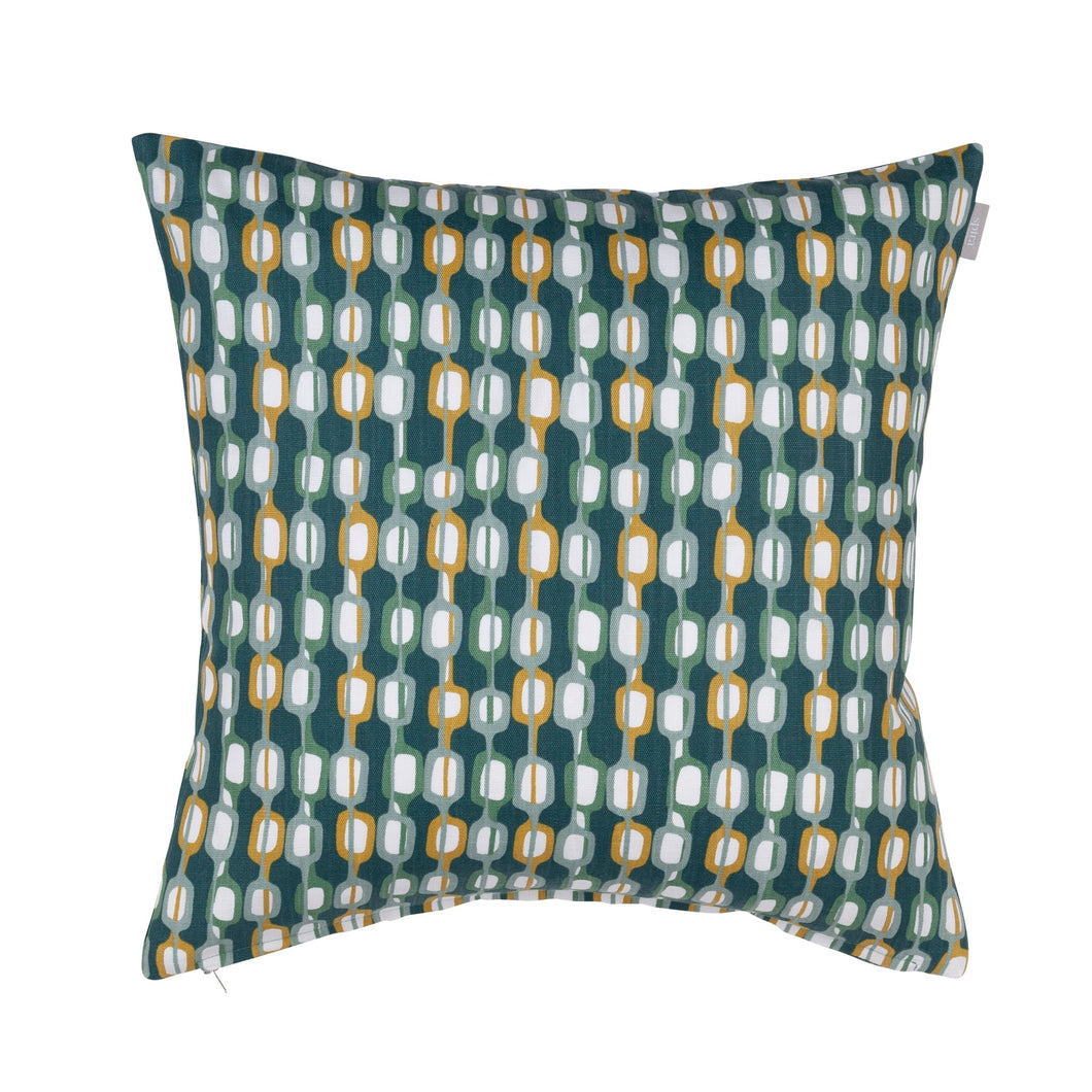 Falt Cushion Cover -  Green