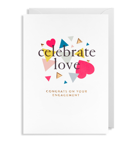 Congrats on Your Engagement! - Card