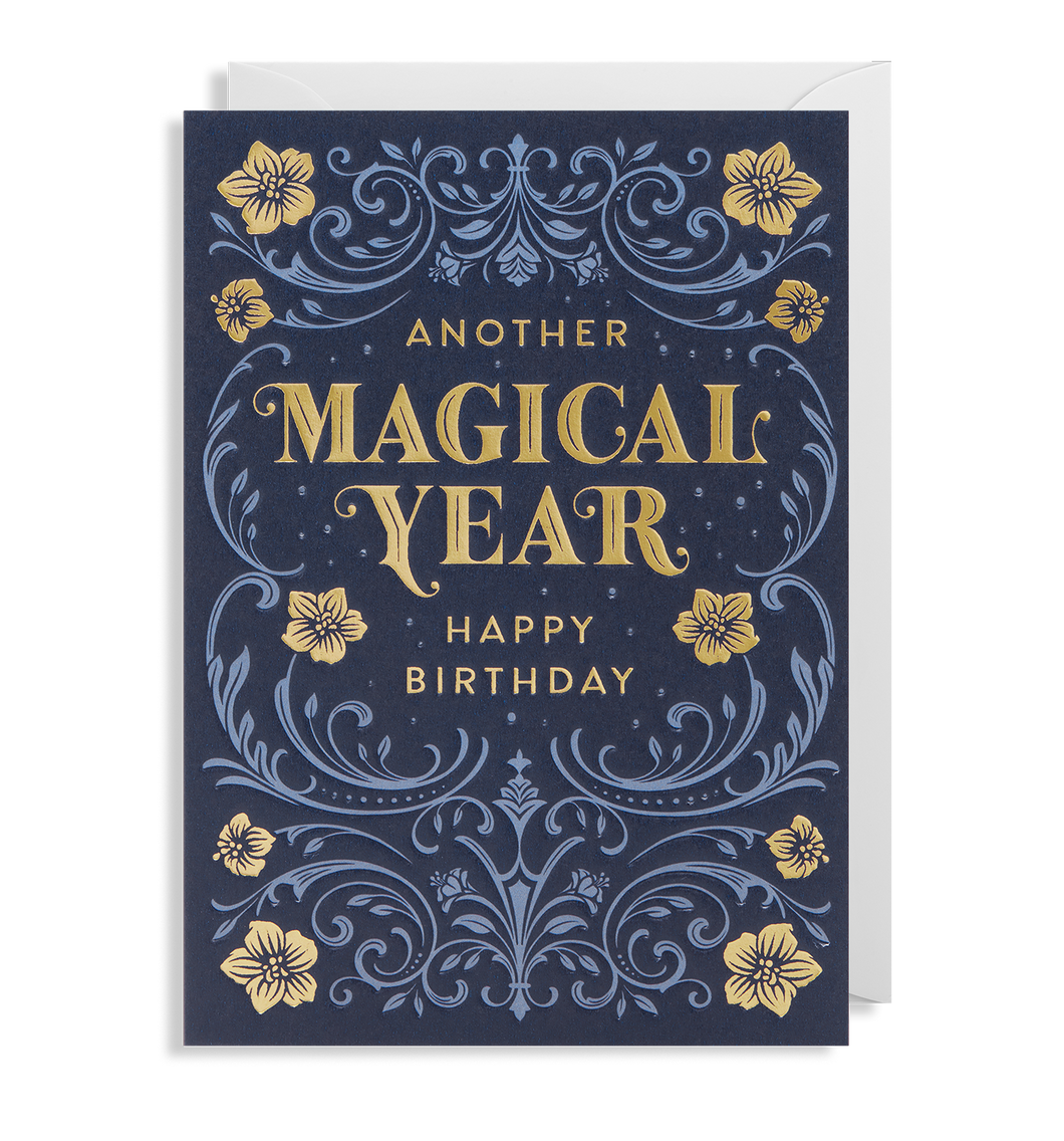 Another Magical Year - Card