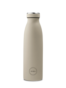 Ayaida Bottle 500ml Cream Beige