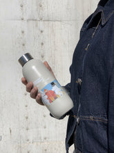 Load image into Gallery viewer, Moomin Keep Cool Drinking Bottle - Sand