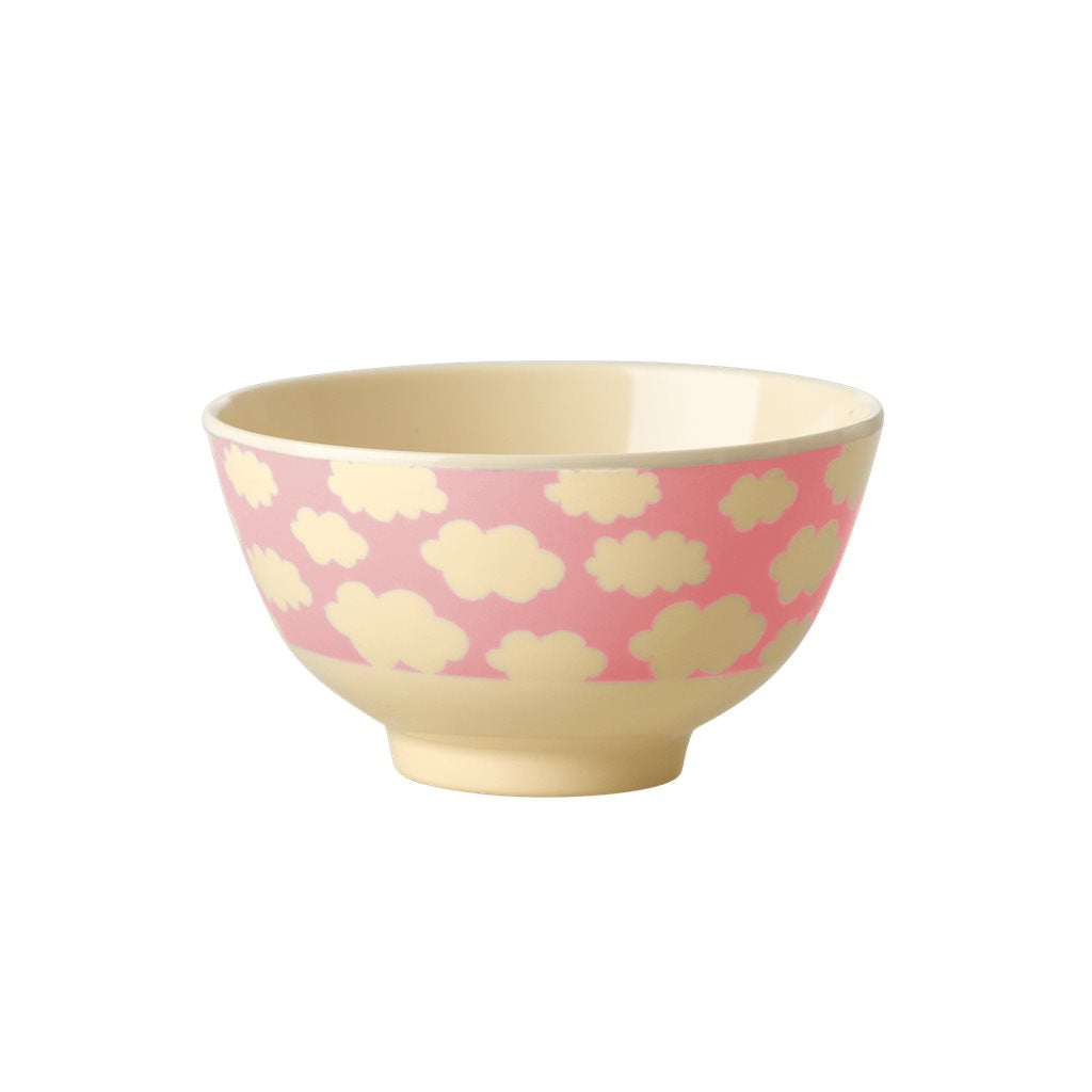 RICE Pink Cloud Bowl - Small