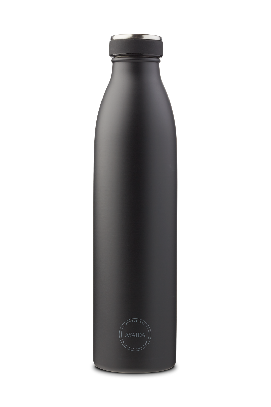 Ayaida Bottle 750ml Matte Black