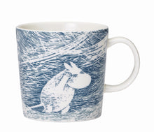 Load image into Gallery viewer, Moomin Mug - Snow Blizzard