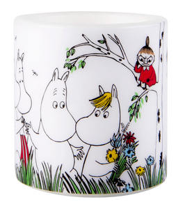 "Moomin ""Happy Family"" Candle"