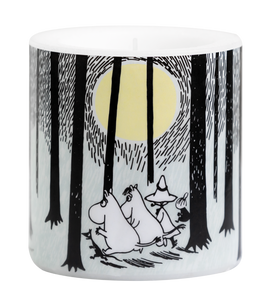 "Moomin ""In the Woods"" Candle"
