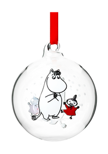 Moomin Christmas Bauble - Snorkmaiden