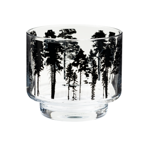 Forest Tealight Holder/Jar