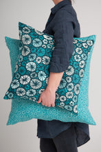 Load image into Gallery viewer, Yoko Cushion Cover - Blue