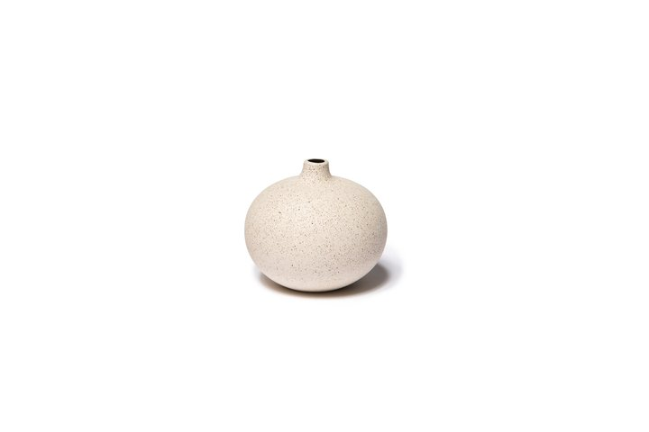 Bari Vase Small - Light Sand