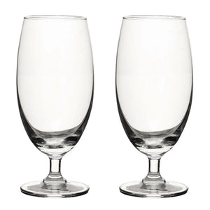 Club Beer Glasses (set of 2)