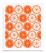Load image into Gallery viewer, Citrus Dishcloth - Orange