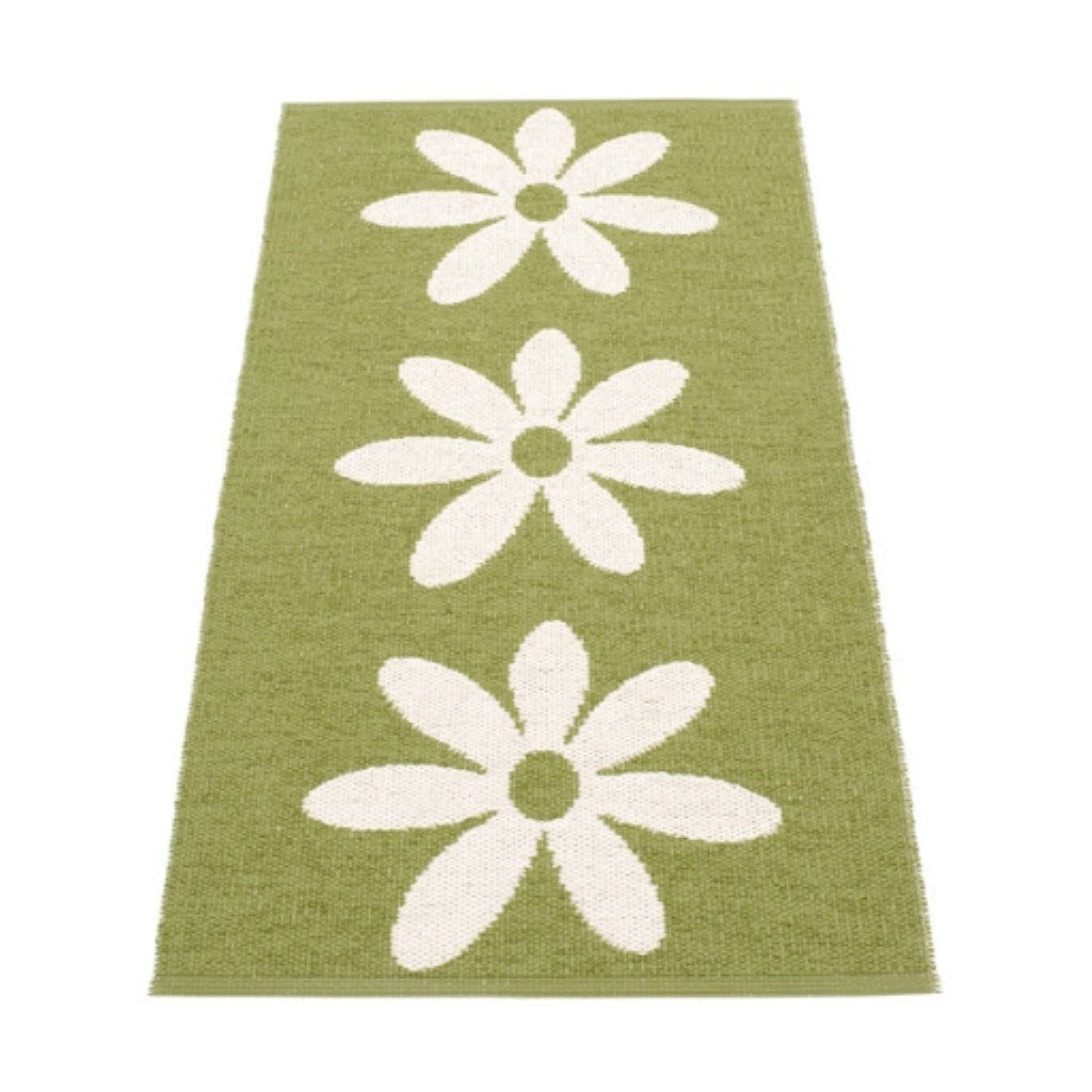 Lilo Rug - Olive Green
