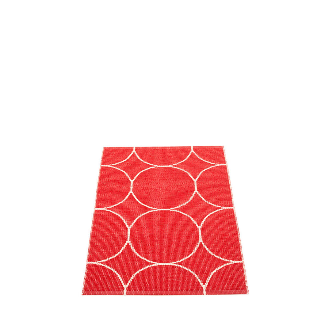 Boo Rug - Red
